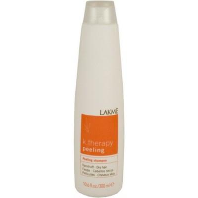 Шампунь против перхоти для сухих волос Lakme K.THERAPY PEELING SHAMPOO DRY