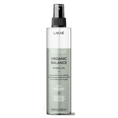 Гидро-масло для ухода за волосами 200 мл Lakme Teknia Organic Balance Hydra-Oil