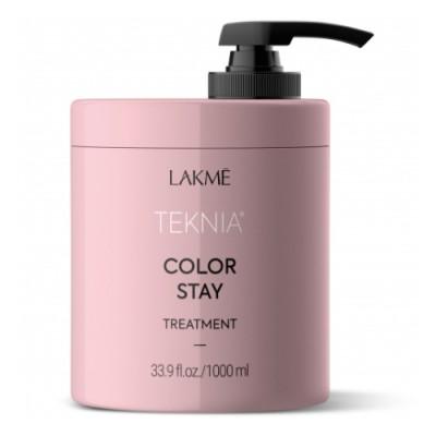 Шампунь для окрашенных волос без сульфатов 1000 мл Lakme Teknia Color Stay Shampoo