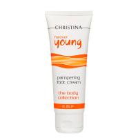 Смягчающий крем для ног Christina Pampering Foot Cream