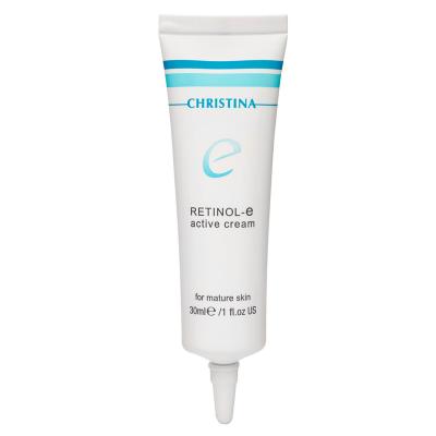 Активный крем с витамином Е Christina Retinol E Active Cream