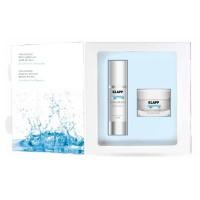 Набор косметики Гиалуроник крем и сыворотка KLAPP Hyaluronic Face Care Set