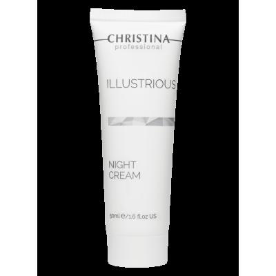 Обновляющий ночной крем Иллюстриус Christina Illustrius Night Cream