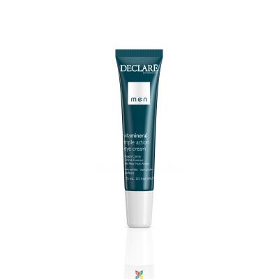 Мужской крем тройного действия против морщин под глазами Declare Vitamineral Triple Action Eye Cream