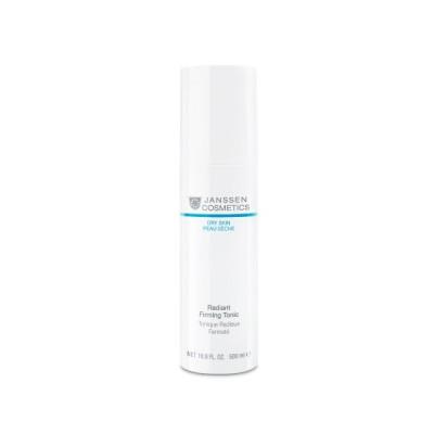 Восстанавливающий тоник для сухой кожи лица Janssen Radiant Firming Tonic
