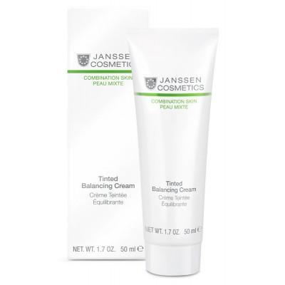 Тонирующий балансирующий крем Janssen Tinted Balancing Cream