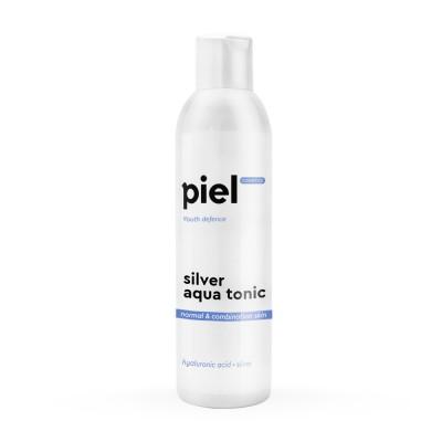 Тоник для нормальной и комбинированной кожи Piel Cosmetics Silver Aqua Tonic