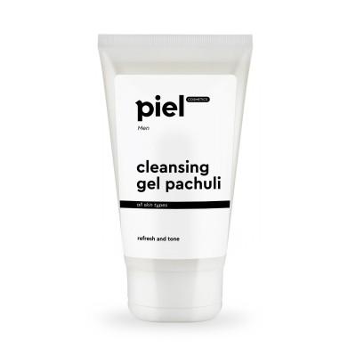 Мужской тонизирующий гель для умывания Piel Cosmetics Pachuli Gel Cleanser