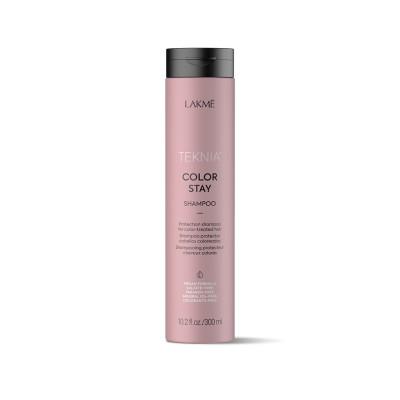 Шампунь для окрашенных волос без сульфатов 300 мл Lakme Teknia Color Stay Shampoo
