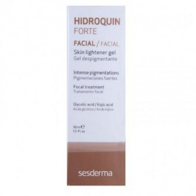 Осветляющий гель форте Sesderma Hidroquin forte skin lighter gel