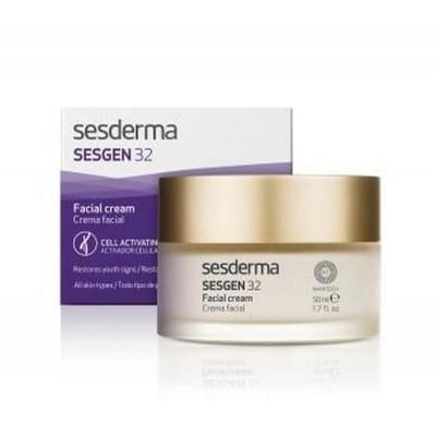 Крем клеточный активатор Sesderma SESGEN 32 Cell activating facial cream