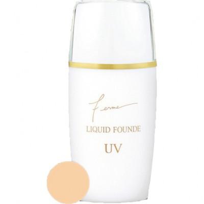 Жидкая тональная основа тон 21 UV30 Isehan Liquid Founde