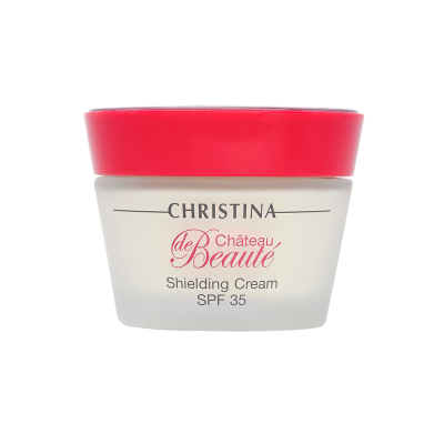 Защитный крем SPF 35 Шато де Боте Christina Chateau de Beaute Shielding Cream