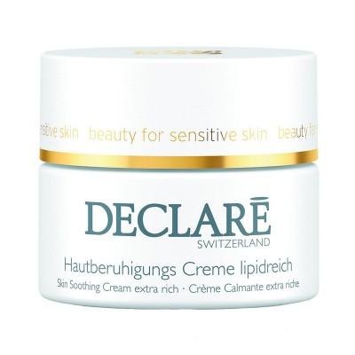 Насыщенный успокаивающий крем для лица Declare Skin Soothing Cream extra rich