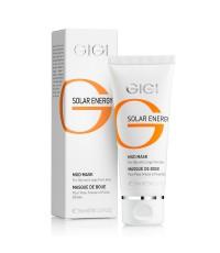 Грязевая маска для лица Solar Energy GIGI Mud mask for oil skin