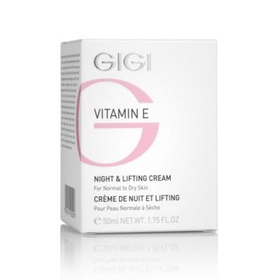 Ночной лифтинговый крем GIGI Vitamin E Night Lifting Cream