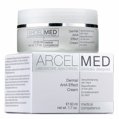 Дермальный AHA крем Jean dArcel Dermal AHA effect cream
