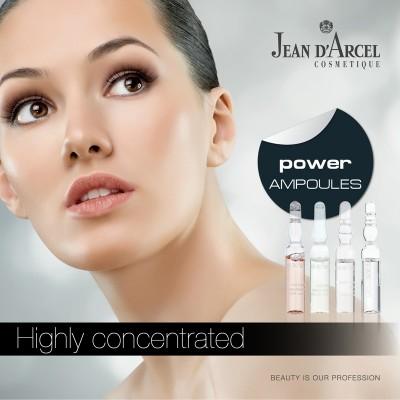 Нормализующий концентрат антисептик для жирной и проблемной кожи Jean dArcel Anticeptic Consentrate