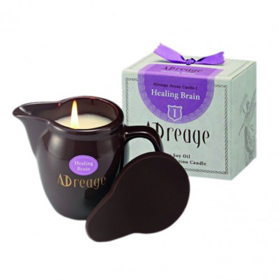 Увлажняющая массажная арома-свеча La Sincere Adreage Massage Lotion Candle Happy mind