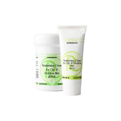 Увлажняющий крем для жирной и проблемной кожи SPF 15 Renew Moisturizing Cream for Oily and Problrem Skin SPF 15