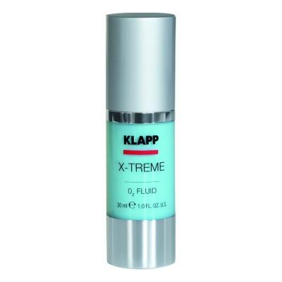 Крем-флюид Экстрим-Кислород KLAPP X-treme O2 Fluid