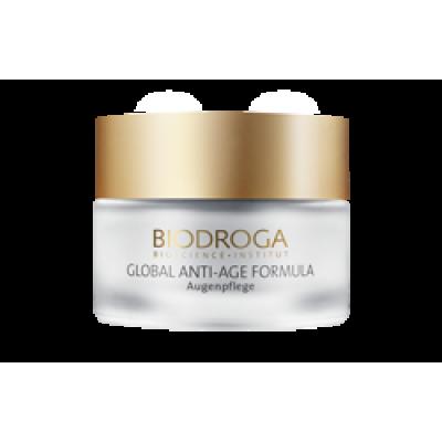 Крем по уходу за зрелой требовательной кожей вокруг глаз Biodroga Eye Care for demanding skin