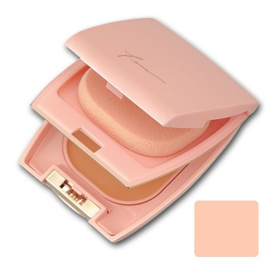 Крем-Пудра UV22 тон 02 Isehan Cover Foundation UV