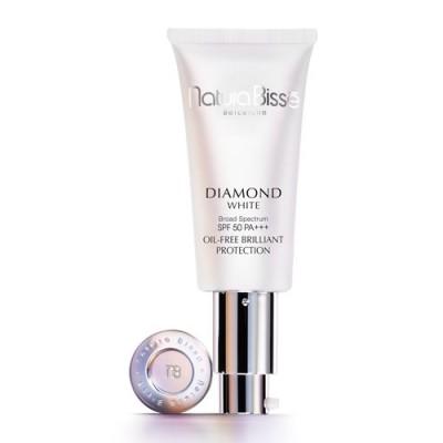 Осветляющий увлажняющий крем Natura Bisse Diamond White Brilliant Cream