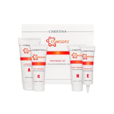Набор для коррекции проблемной кожи Christina COMODEX ACNE COMX Kit