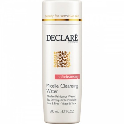 Мицелярная вода Declare Soft Cleansing Micelle Cleansing Water