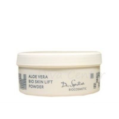Маска для нехирургической подтяжки кожи лица, шеи и декольте Dr.Spiller Aloe Vera Bio Skin Lift Powder
