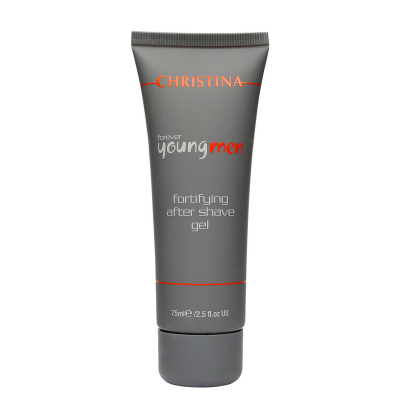 Укрепляющий гель после бритья Christina Forever Young Fortifying After Shave Gel