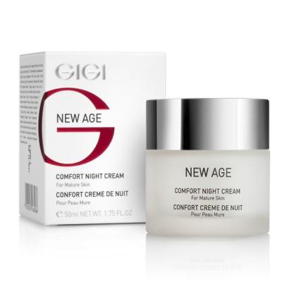 Питательный ночной крем GIGI New Age Comfort Night Cream