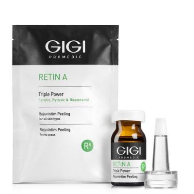 Пилинг для интимной зоны GIGI Retin Rejuvintim Peeling