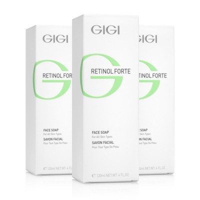 Очищающее мыло Retinol Forte GIGI Cleansing Soap