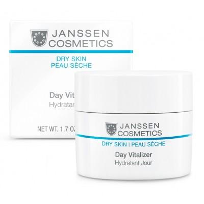 Увлажняющий дневной крем Janssen Day Vitalizer