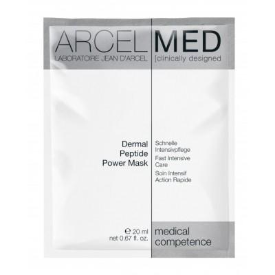 Дермальная пептидная маска Jean d'Arcel Dermal Peptide Power Mask