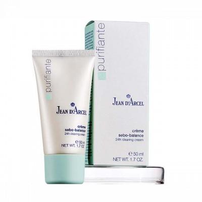 Балансирующий крем для проблемной кожи Jean dArcel Cream Sebo-Balance