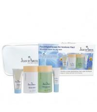 Дорожный набор Purifiante по уходу за жирной кожей Jean d'Arcel Travel kit Purifiante