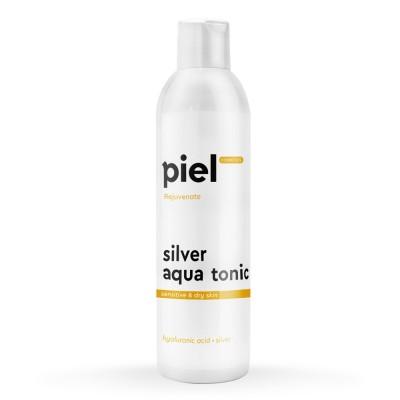 Тоник для восстановления молодости кожи Piel Cosmetics Silver Aqua Tonic