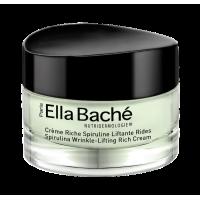 Крем омолаживающий питательный Спирулайн Ella Bache Spirulina Wrinkle-Correcting rich cream