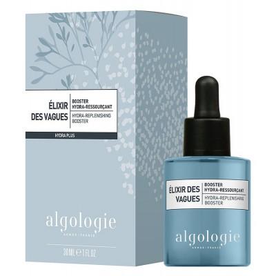 Аква бустер с гиалуроновой кислотой Algologie Hydra-Repenishing Booster