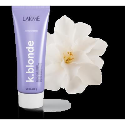 Осветляющий крем без аммиака Lakme K.BLONDE AMMONIA-FREE