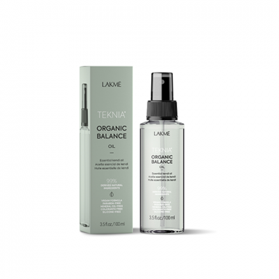 Масло для защиты волос 100 мл Lakme Teknia Organic Balance Oil