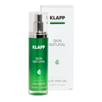 Гель Алое Вера KLAPP Skin Natural Aloe Vera Gel