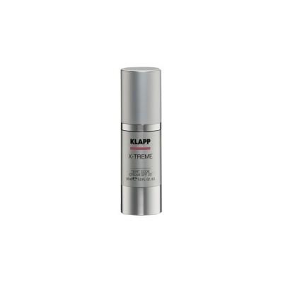 Тонирующий дневной крем Экстрим Тан-Код СПФ20 KLAPP X-Treme Teint Code Cream SPF20