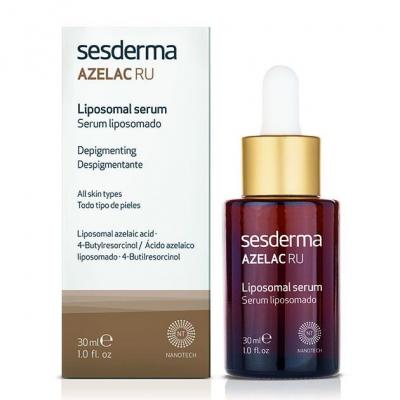Липосомальная сыворотка с азелаиновой кислотой Sesderma Azelac RU Liposomal Serum