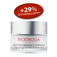 Омолаживающий дневной крем для сухой зрелой кожи Biodroga Day Care for dry and mature skin