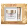 Набор косметики для сухой кожи Golden Caviar Biodroga 24h Care + Eye Contour Fluid