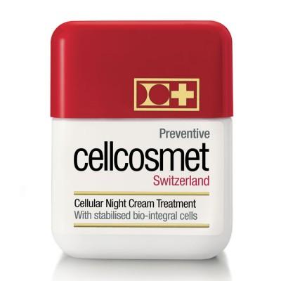 Защитный ночной крем Cellcosmet PREVENTIVE NIGHT Cream